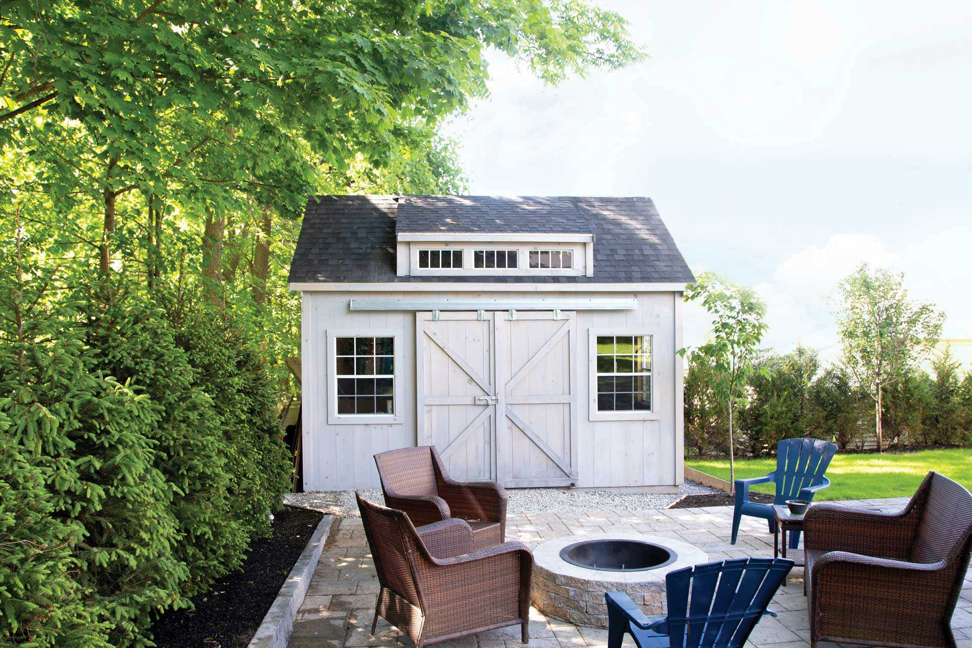 Shed Size Guide