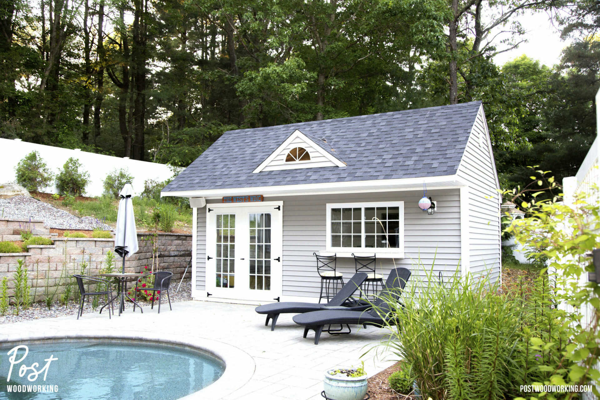 The Ultimate Guide to Building a Pool House