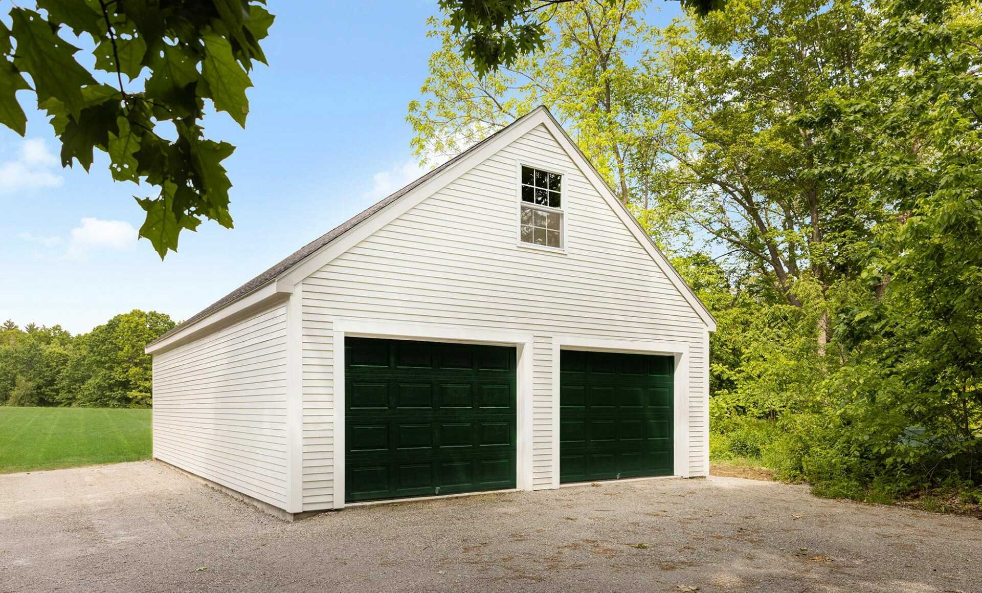 Custom Garages 101: Everything You Need to Know
