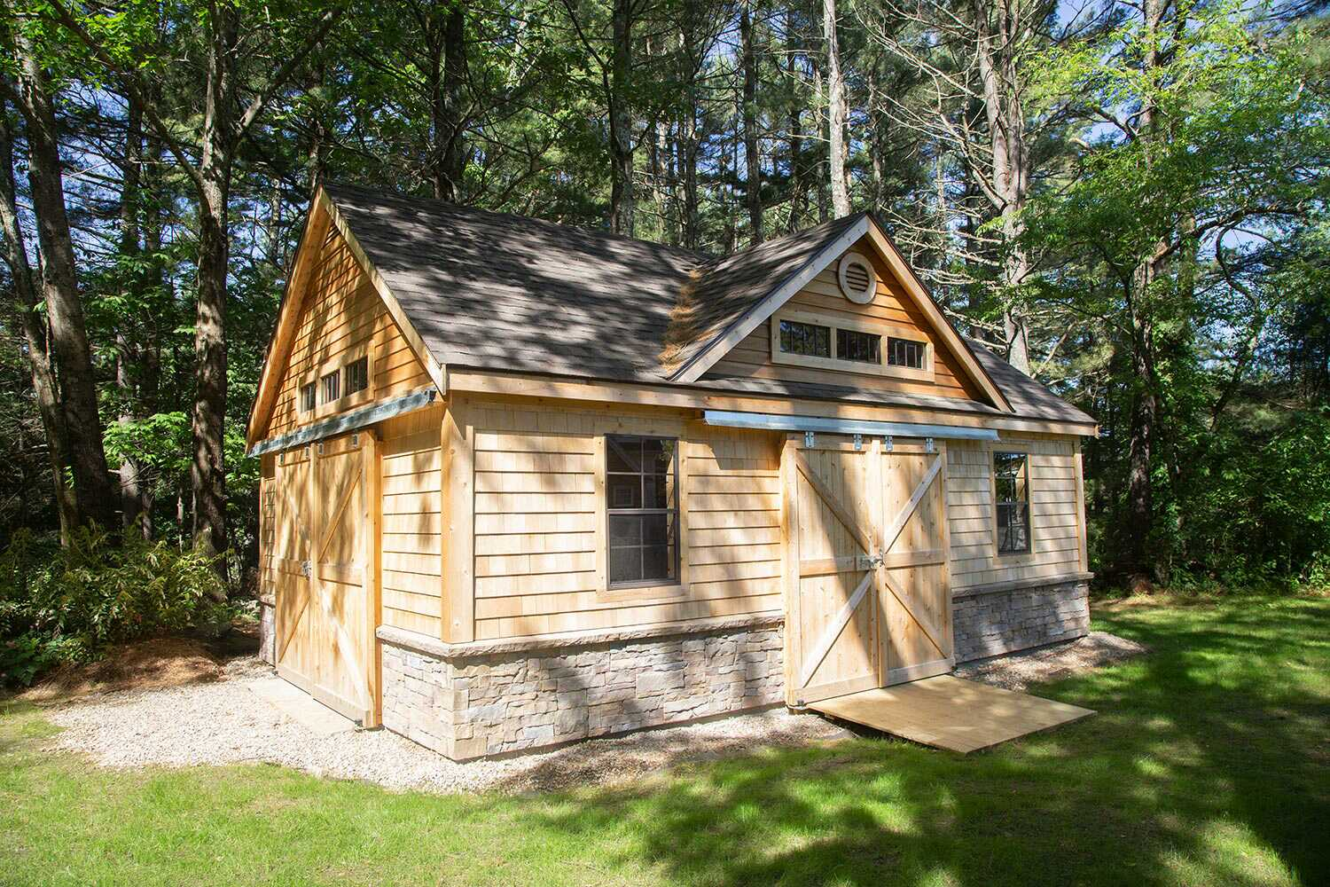 8 Great Uses for Large Sheds